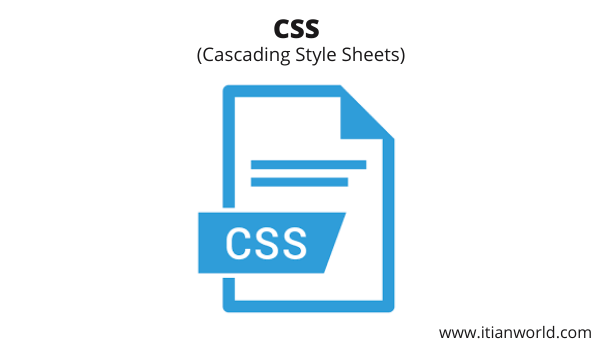 Full Form of CSS
