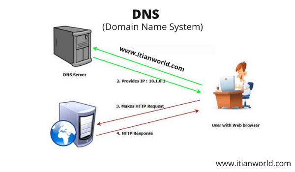 Full Form of DNS