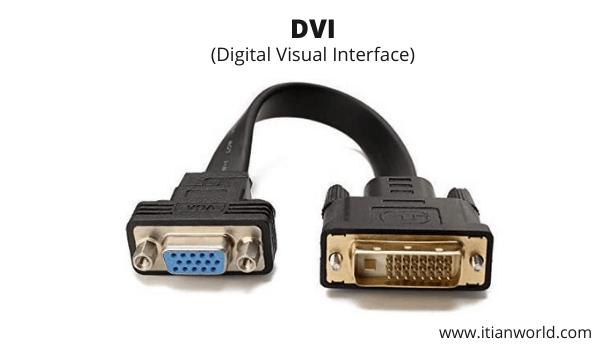 Full Form of DVI