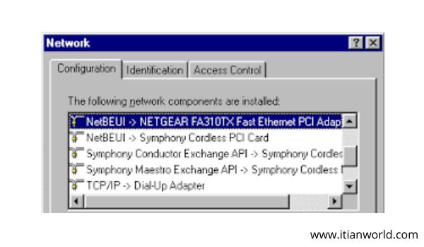 Full Form of NetBEUI