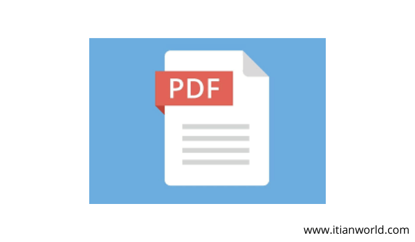 Full Form of PDF
