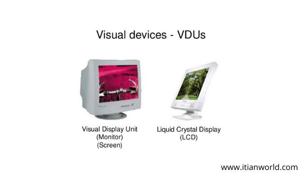 Full Form of VDU