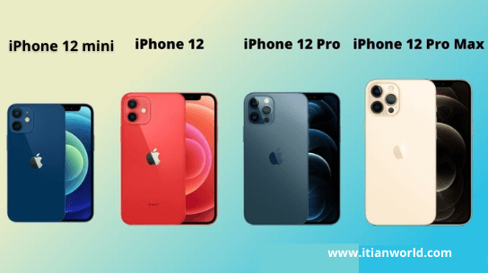 iPhone 12  Series Launch Date in India with Price and Full Specification