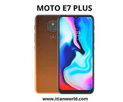 Moto E7 Plus India Launch Set for September 23