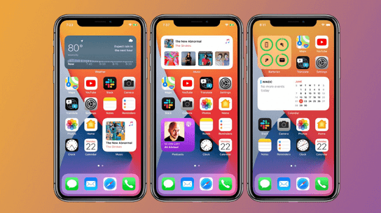 New iOS 14 widgets now available with best 14 features