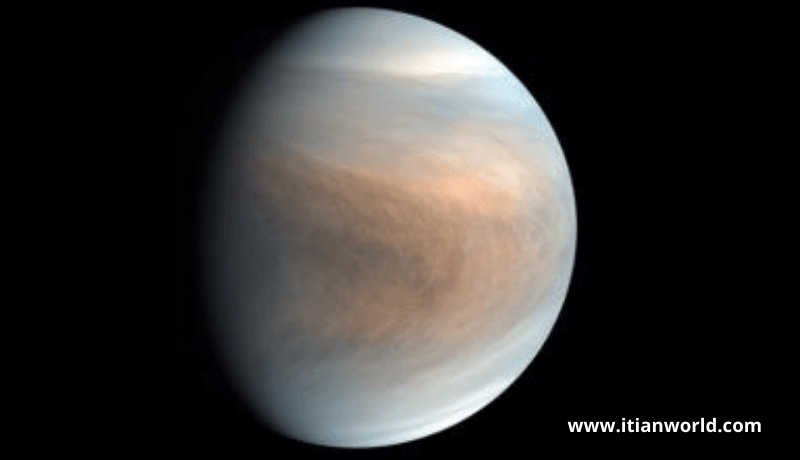 Possible marker of life spotted on venus