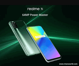 Realme 7i phone may be launched in India with Fusion Green and Fusion Blue colours in the month of October