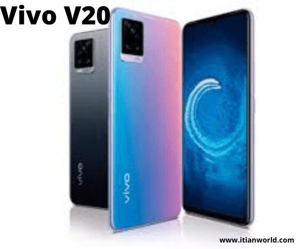 Vivo V20 Mobile Launched in india with Android 11